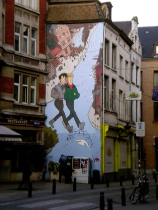 Brussels  by Paco Gascon at #eltpics